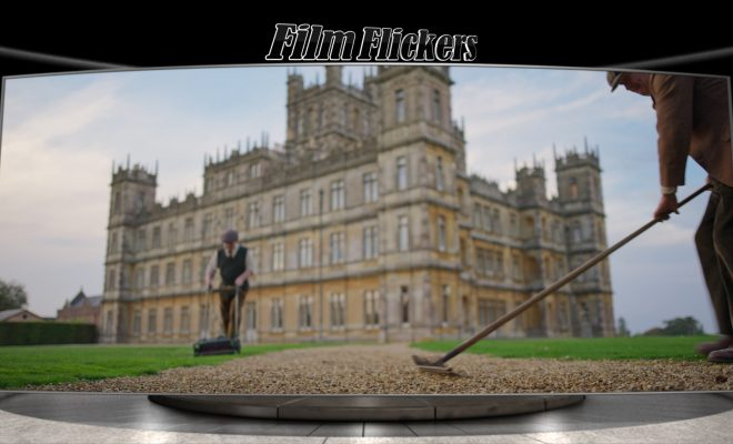 Image of Downton Abbey estate