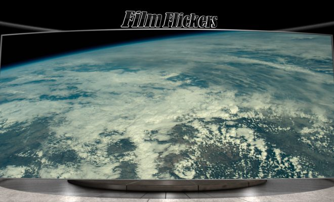 Image of the Earth's surface